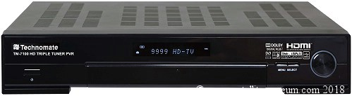 Technomate TM-7100HD Combo twin tuner PVR