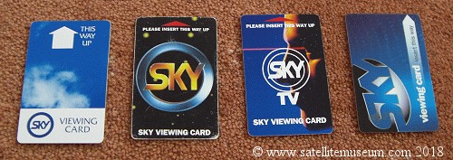 Analogue Sky cards