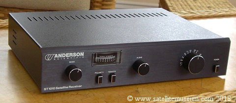 Anderson Scientific satellite receiver.