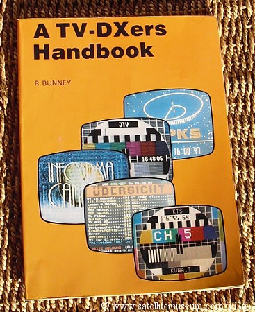 A TV-DXers Handbook by Roger Bunney